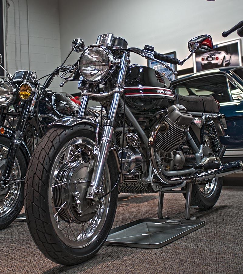 1973 Moto Guzzi V7 sport sm