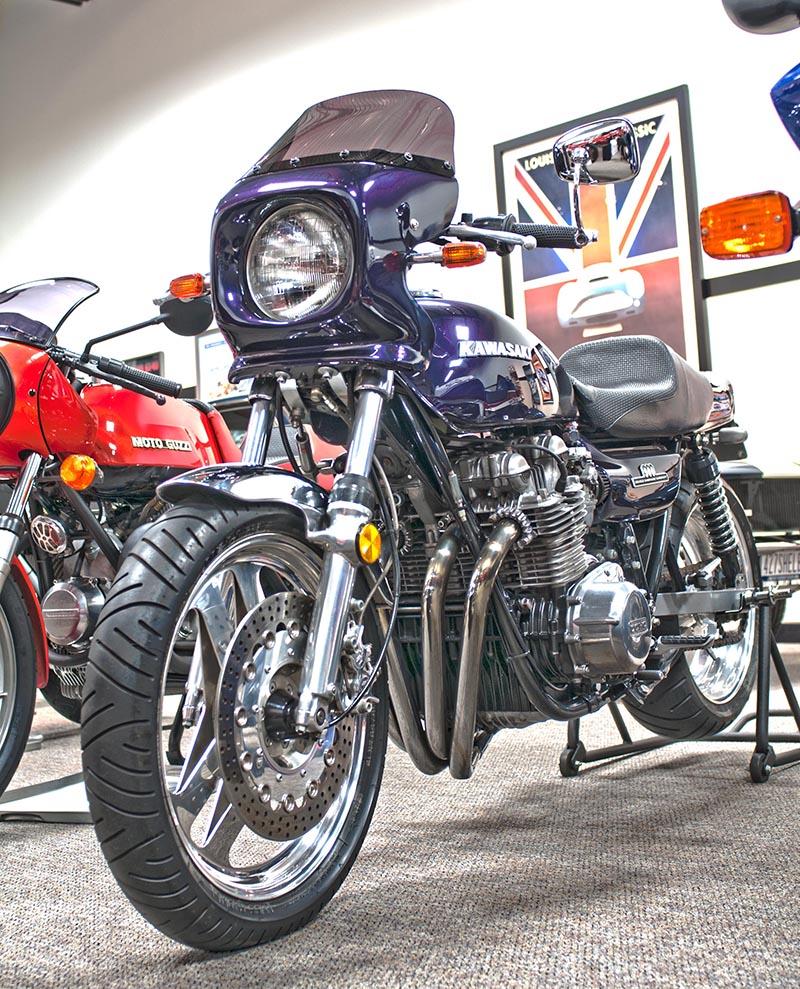1974 Kawasaki KZ 900 sm