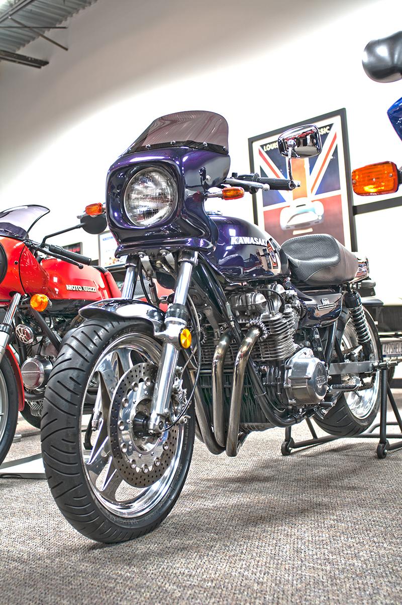 1974 Kawasaki KZ 900