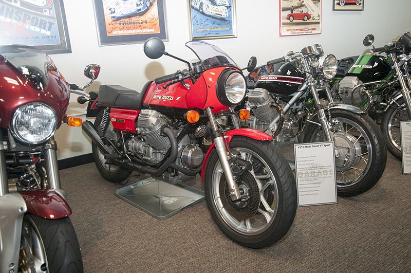 1977 Moto Guzzi LeMans MK1