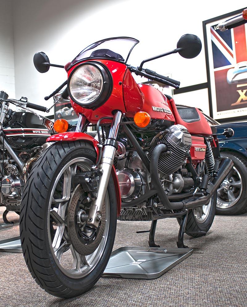 1977 Moto Guzzi Lemans MK1 sm