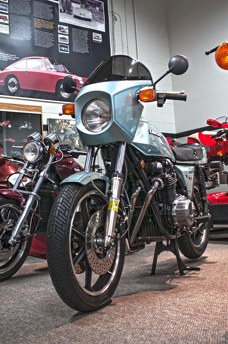 1978 Kawasaki KZ-1000 Z1R