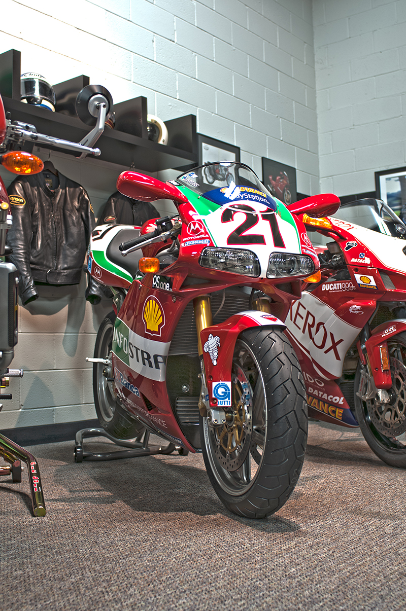 2002 Ducati 998s Bayliss Replica