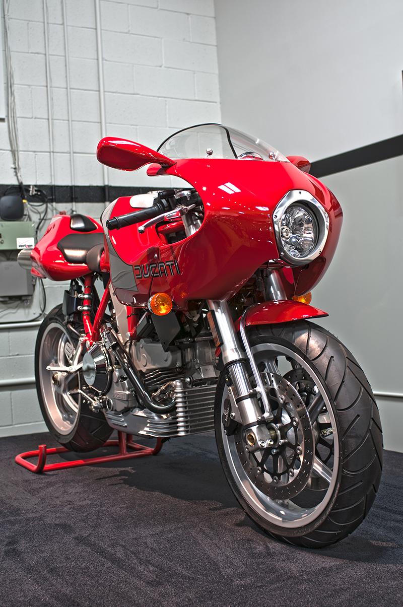 2002 Ducati MH-900e Hailwood