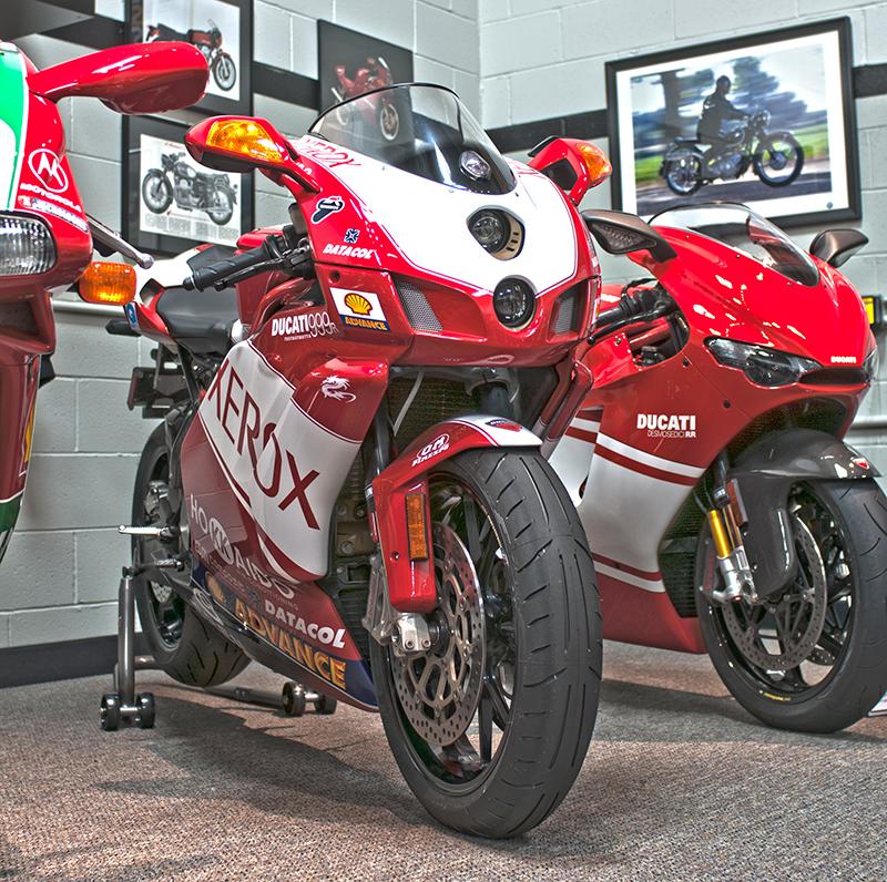 2005 Ducati 999R Zerox SM