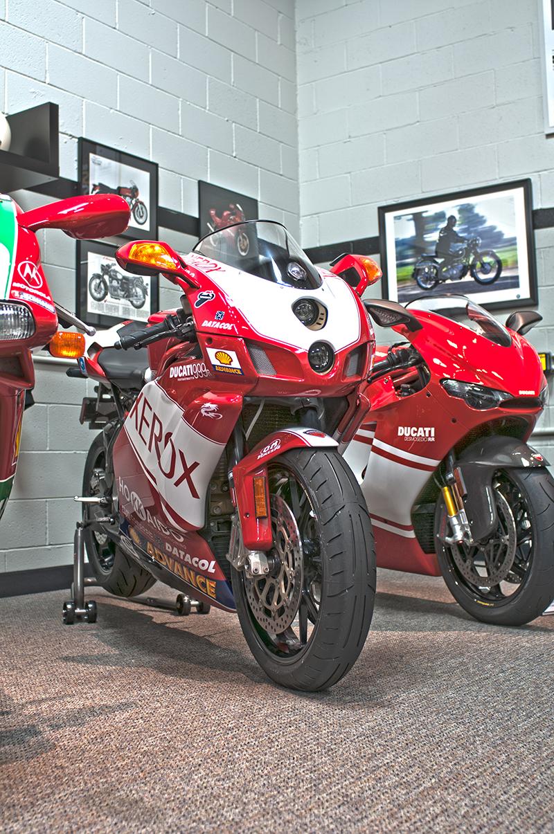 2005 Ducati 999R Zerox