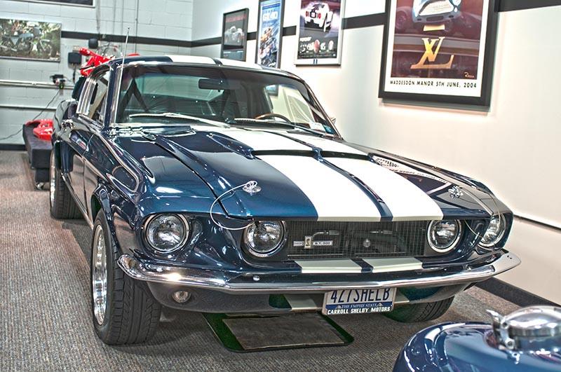 Mustang sm