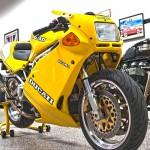 ducati Desmo Yellow sm